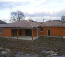 un nouveau projet la maison