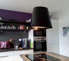 photos elica hotte decoration juno bl f 50. Black Bedroom Furniture Sets. Home Design Ideas