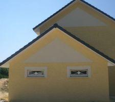 facade nord garage