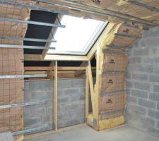 isolation etage