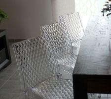 nouvelles chaises conforama