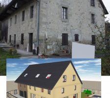 notre maison de pierre en auto renovation