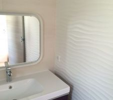 salle de douche etage