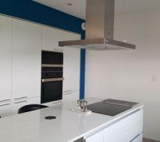 et voici notre cuisine