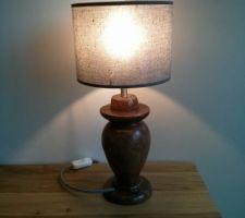 lampe apres