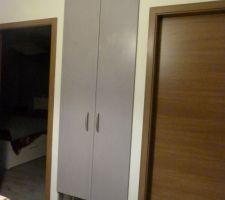 placard pallier de l etage