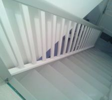 Escalier   couloir du 1 er