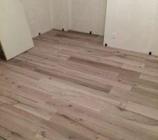 sol silence floor chambre rdc