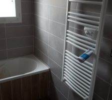 Radiateur salle de bain  MARQUE ATLANTIC