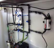 installation hydraulique de l aquarium