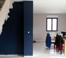 1e couche de stiffey blue