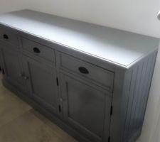 buffet gris mat pour le cellier existe aussi en 4 portes