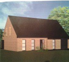 notre future maison a nouvelle eglise
