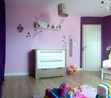 la chambre de grande de notre bebe