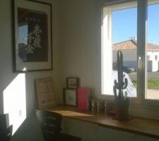 chambre atelier bureau garage le fouzytou de la maison mais on soigne la deco