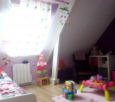 La chambre de grande de notre bébé!