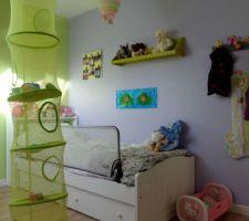La chambre de grande soeur!