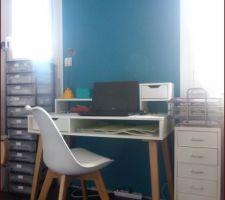 un nouveau bureau