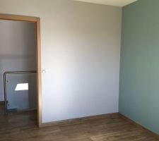 Peinture de la chambre du futur arrivant ?
