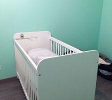 Chambre de notre petit Coeur