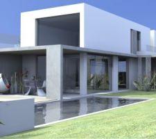 Projet 0 - facade Sud