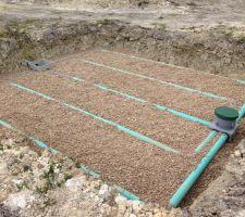 filtre a sable vertical non draine 25m