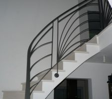 rampe d escalier