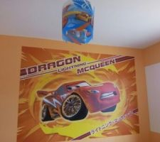 Poster chambre cars