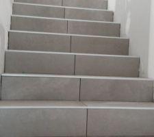 Escalier aston acero