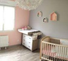 Photos et idées chambre d\'enfant meubles en bois clair (166 photos)