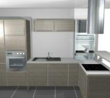 cuisine hygena a vendre 3 45mx167m