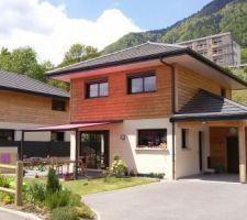 maison ossature bois a mercury