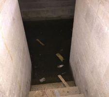 Eau dans le sous-sol