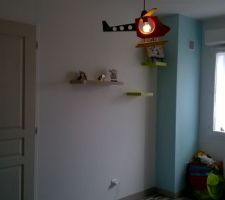 la chambre de notre petit