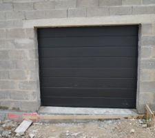 Porte de garage TUBAUTO