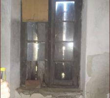 Fenêtre à remplacer