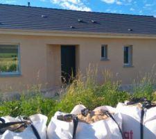 notre future maison avec maison familiale