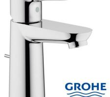 mitigeur lavabo bauedge grohe