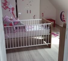 chambre futur bebe fille finie