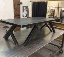 La table basse !!!!! (en cours de fabrication)
