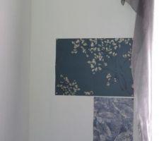 Échantillons de tapisserie