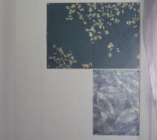 echantillons de tapisserie
