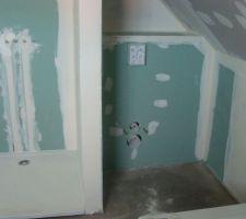 Bâti wc