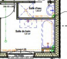 plan initial sdb salle d eau
