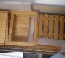 le meuble brico depot en sorte de teck