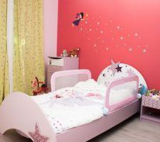 chambre petit fille