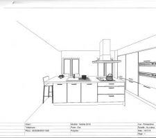 plan 3d cuisine aviva