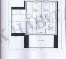plan du premier etage