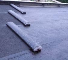 etancheite toit plat