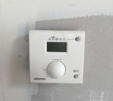 thermostat pac